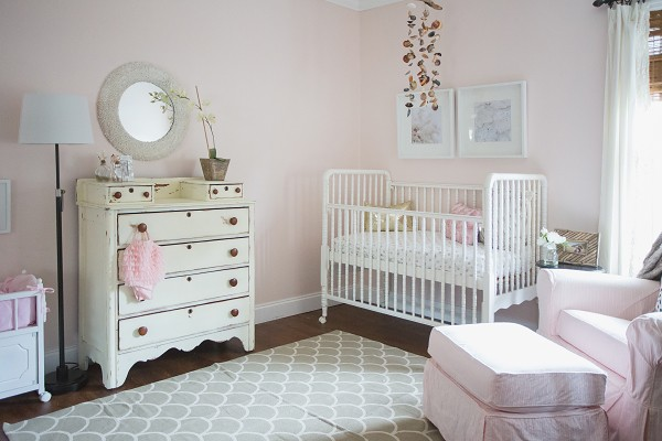 Baby Girl Room Ideas Cute And Adorable Nurseries Decor