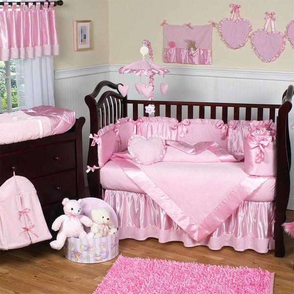 Adorable Nursery Idea: Baby Girl Room Ideas: Cute And Adorable Nurseries