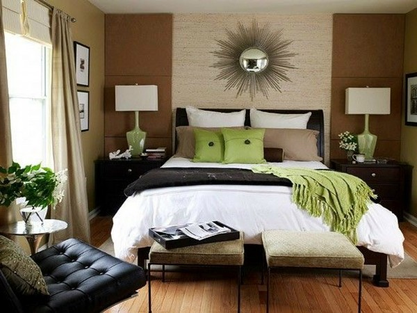 Tan bedroom beauty conservative but fun bedrooms decor for Black and beige bedroom ideas