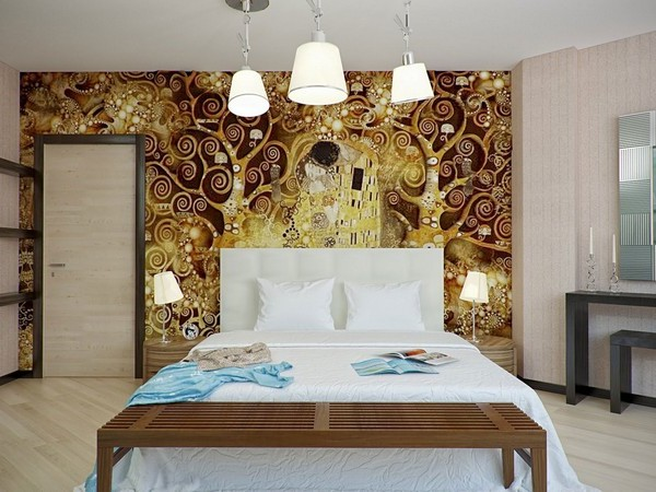 Wall Design Ideas- Using Walls To Infuse Life In The Room - Decor