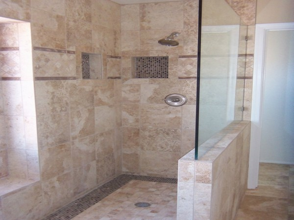 Glass closures also come in handy for those who love open shower designs  but still desire a level of privacy.