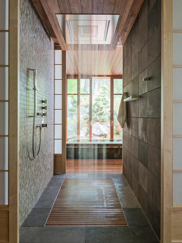 Open Shower Ideas Awesome Doorless Shower Creativity