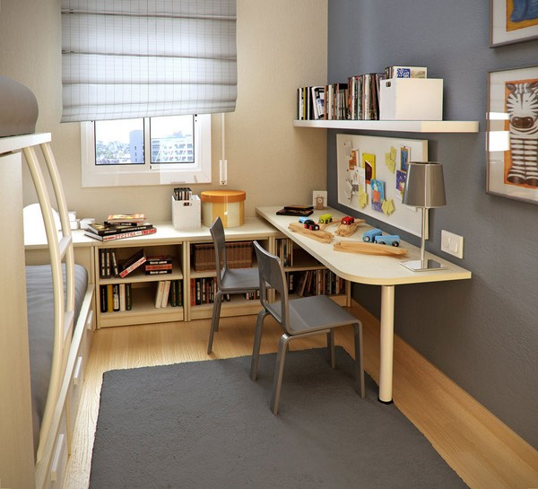 Study Rooms Design And D Cor Tips For Small And Large Study Rooms