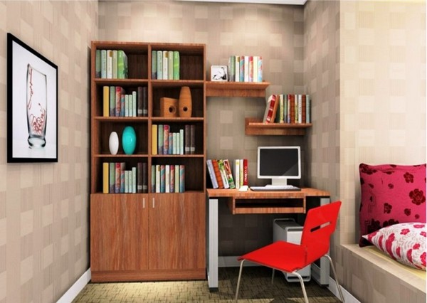 Design for study room in home home design plan for Ideal home study room