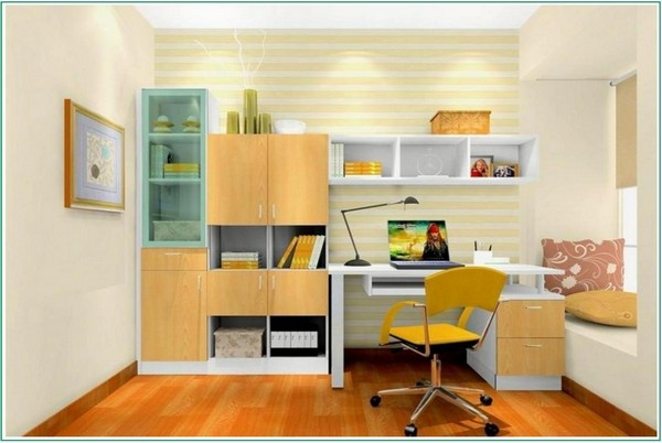 Study Rooms Design And Dcor Tips For Small Large