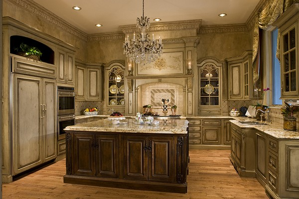 Luxury kitchens how to refine your cooking and dining for Luxury kitchen designs 2012