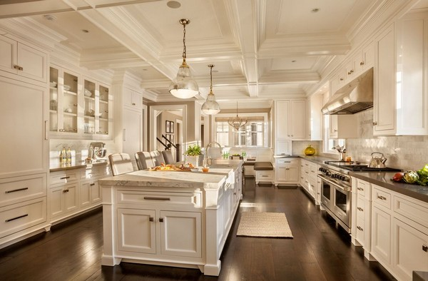 Luxury Kitchens How To Refine Your Cooking And Dining Space Decor