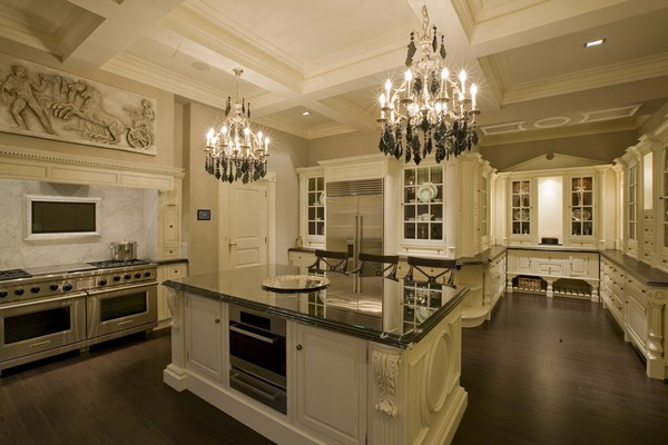 Luxury kitchens how to refine your cooking and dining for Kitchen ideas you can use