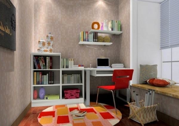 Study Rooms Design And Décor Tips For Small Large