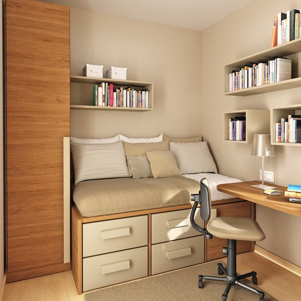 Home Study Design Ideas: Study Rooms: Design And Décor Tips For Small And Large