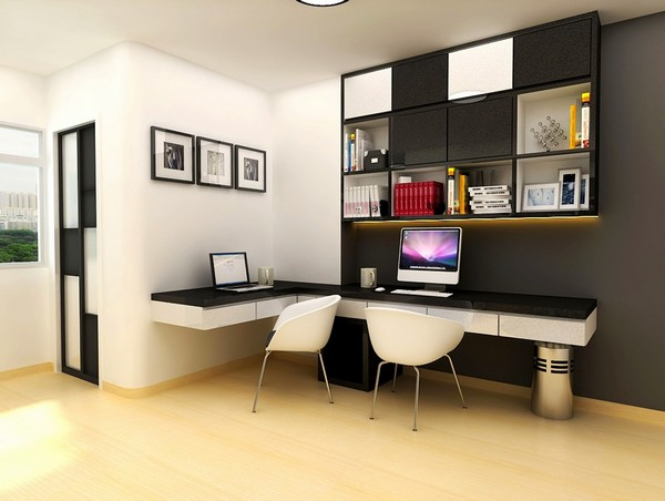 Study rooms design and d cor tips for small and large Study room ideas