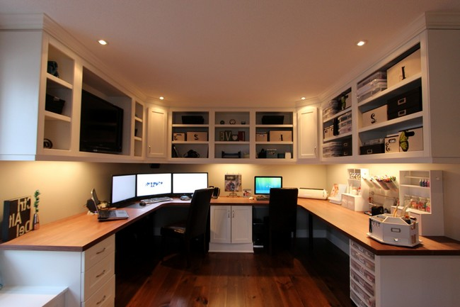 Tips to creating the perfect home office decor around for Creating a home office