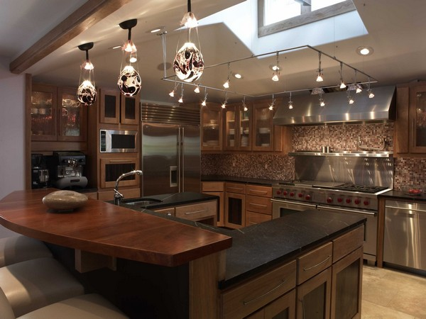Kitchen Lighting Ideas The Best Lighting Fixtures For The Kitchen Decor Around The World