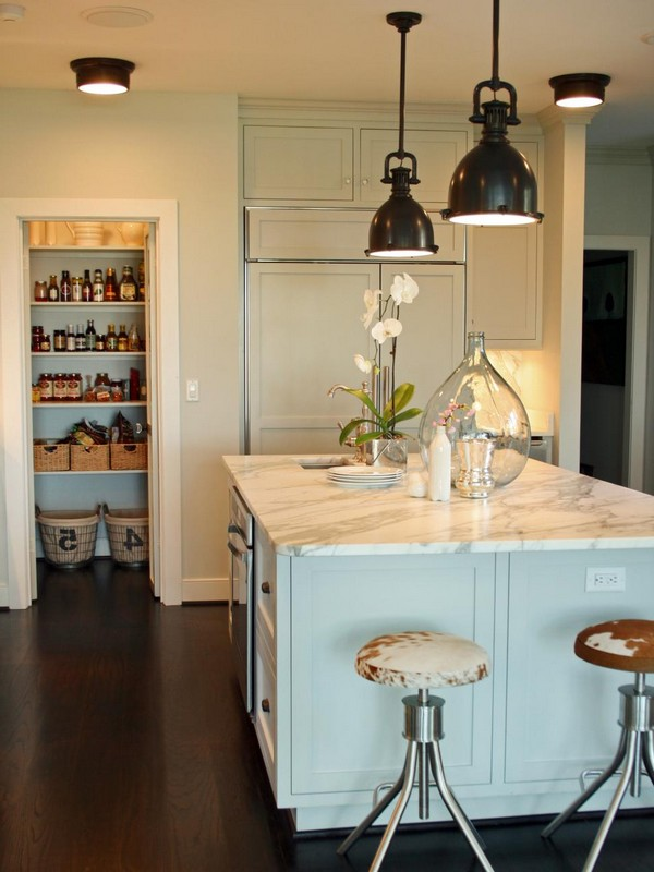 Kitchen lighting ideas the best lighting fixtures for the for Sa kitchen designs