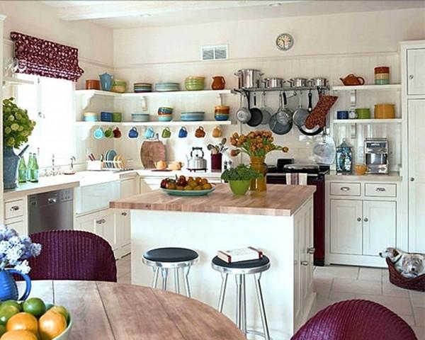 Kitchen Design Ideas Open Shelving ~ Open shelving kitchen design ideas decor around the world
