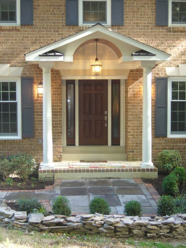 Home Design Ideas Front: Front Door Ideas: Let People Into Your Home Beautifully