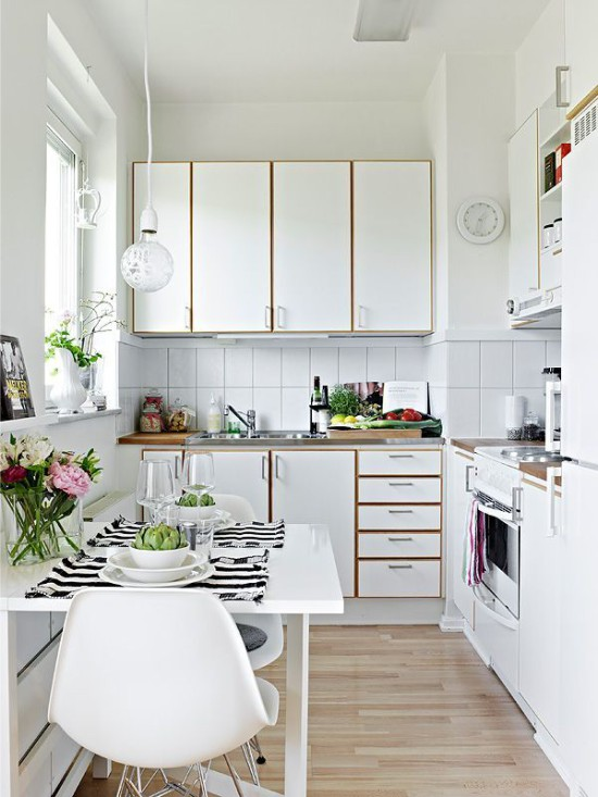 16 Tricks Of Small Kitchen Design Decor Around The World