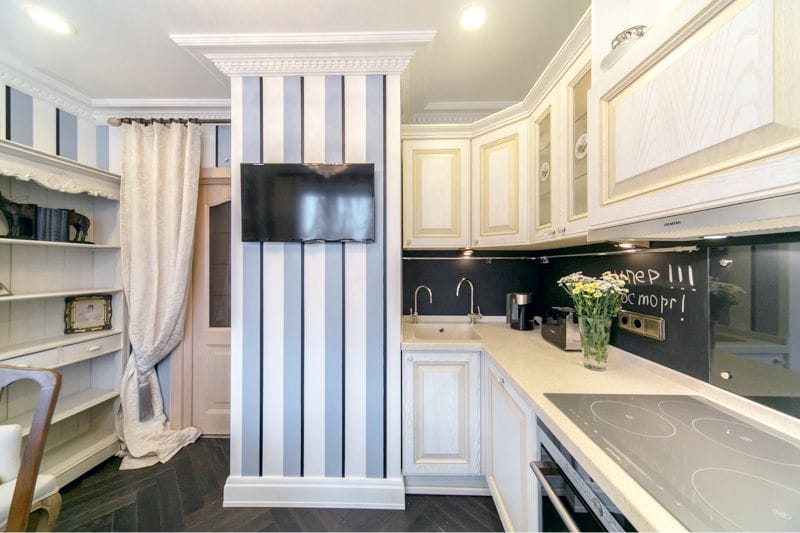 Design And Layout Of Square Kitchen Decor Around The World