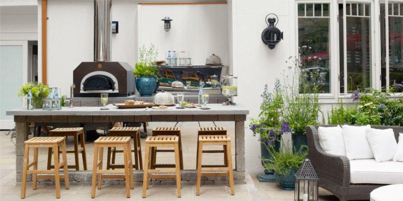11 Useful Tips for Summer Kitchen Arrangement - Decor Around The World