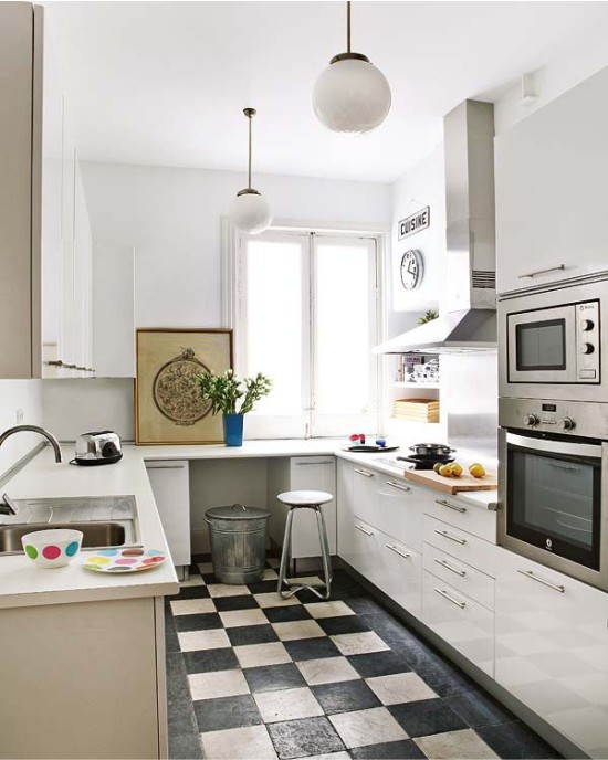 Planning And Decorating A 7 Square Meter Kitchen In 9 Steps Decor Around The World