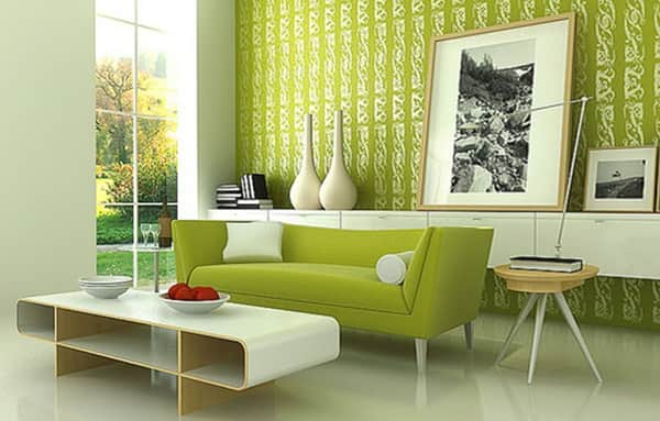 Wallpapers: Advice and 20 Photo Illustrations - Decor Around The World