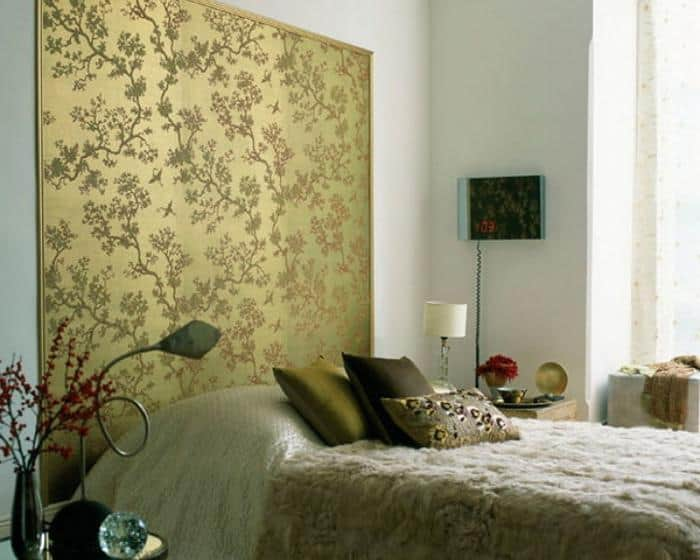 Fitting Photo Wallpapers In The Interior Decor Around The World