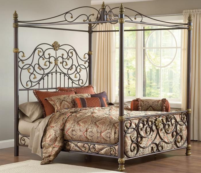 Moreover Modern Technology Allows You To Create A Unique Design Of Wrought Iron Bed In Relatively Affordable Way
