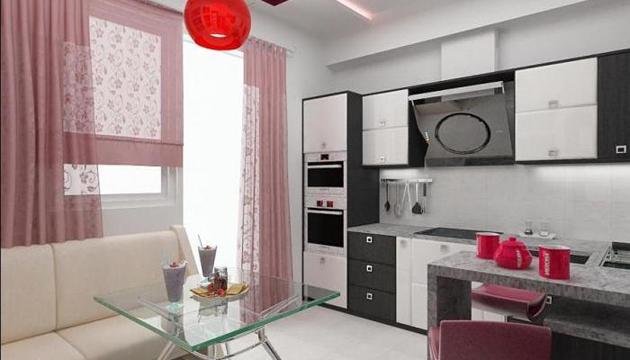 Look No Further The Best Kitchen Living Room Interiors Decor
