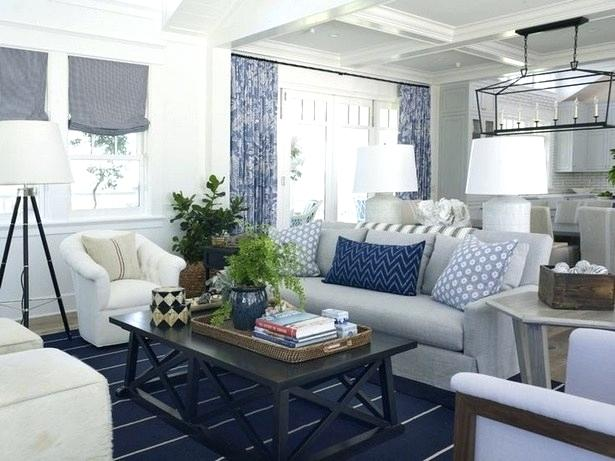 Marine Style In The Interior Decor, Marine Style Furniture