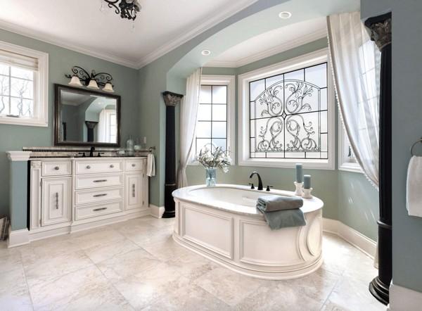 Baroque Bathroom - Decor Around The World