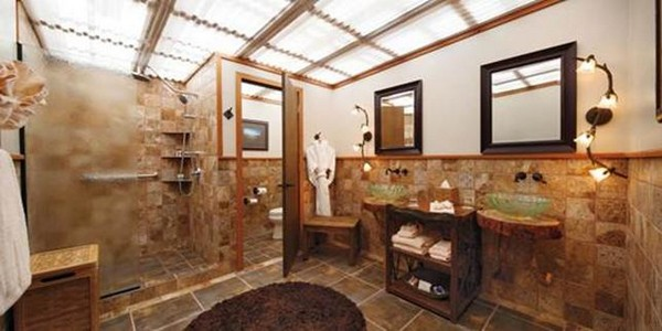African Style Bathroom Add An Exotic Touch To Your Home