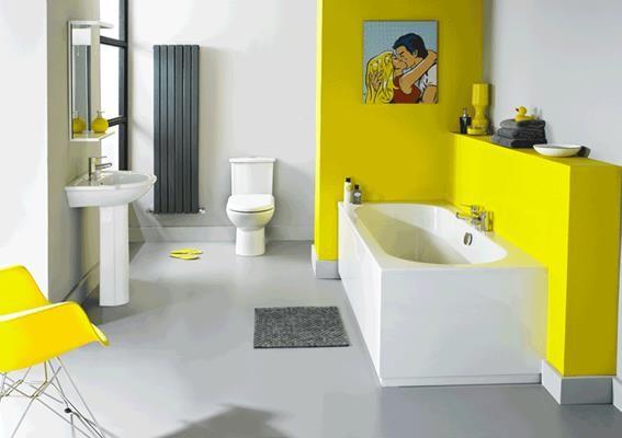Pop Art Bathroom Decor Around The World