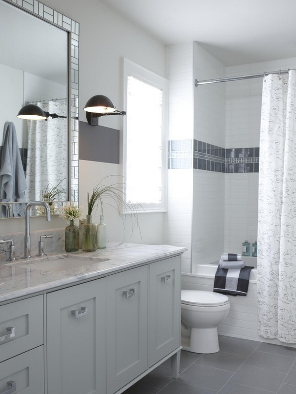 Tips on Choosing the Best Materials for Decorating Bathroom ...