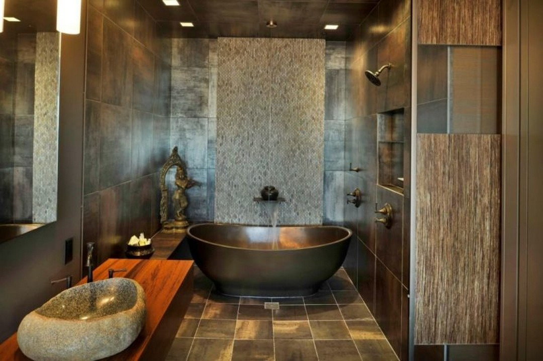 Original bathroom design